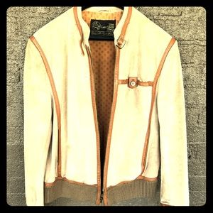 Other - Vintage Sears The Leather Shop Jacket